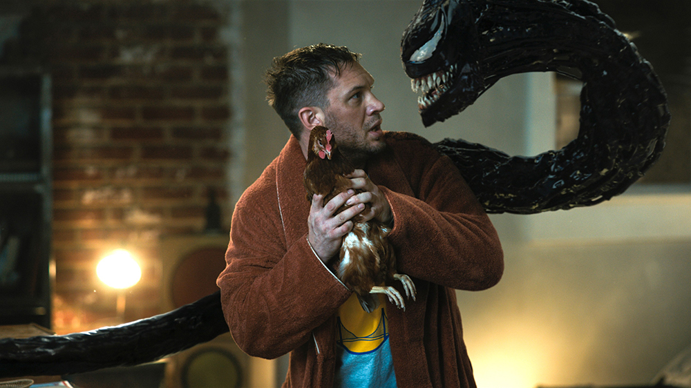 'Venom: Let There Be Carnage' Chews up Korea's Box Office Weekend