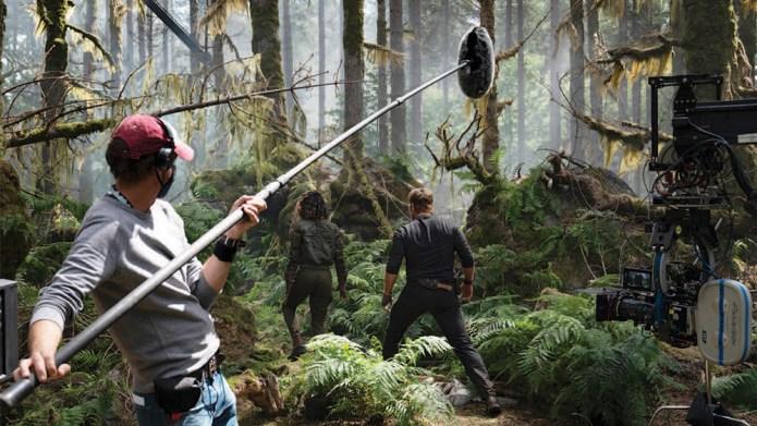 Jurassic World: Dominion Resumes Production After Coronavirus Shutdown -  Variety