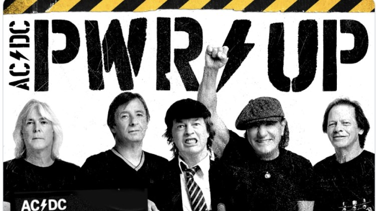 AC/DC Confirm Reunion, 'Pwr Up' Album on the Way - Variety