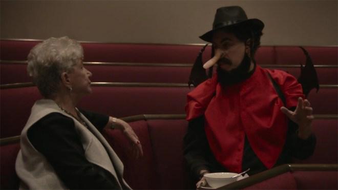 Borat' Lawsuit Over Holocaust Survivor's Interview is Dismissed - Variety