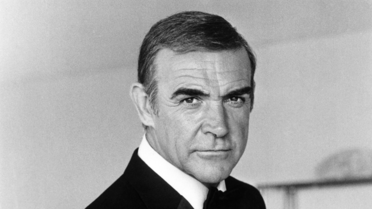 Sean Connery: He Made James Bond Larger Than Life - Variety