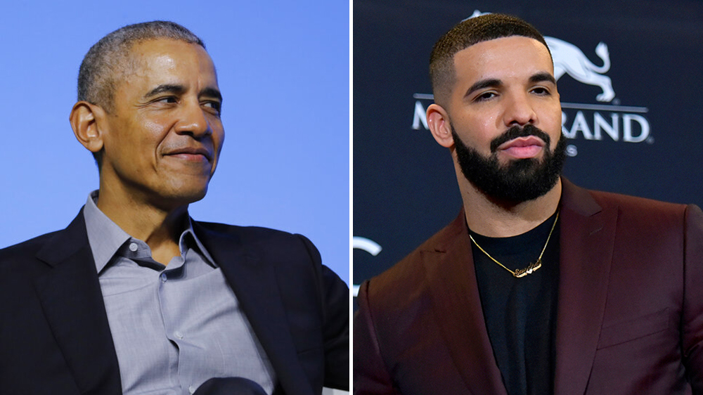 Barack Obama Approves Drake to Play Him in a Biopic