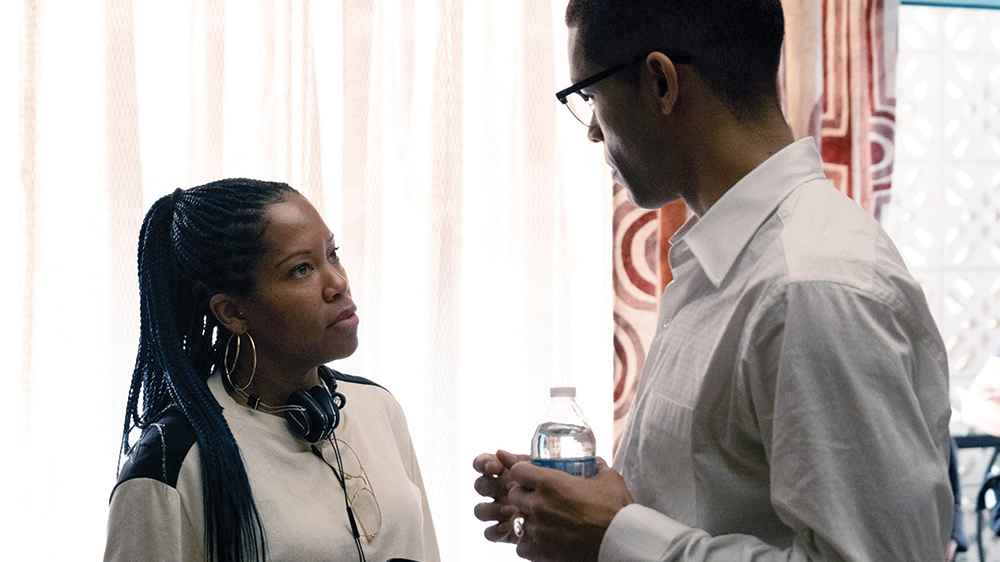 Regina King on Her 'One Night in Miami' Production Crew: 'They Were My Heroes'