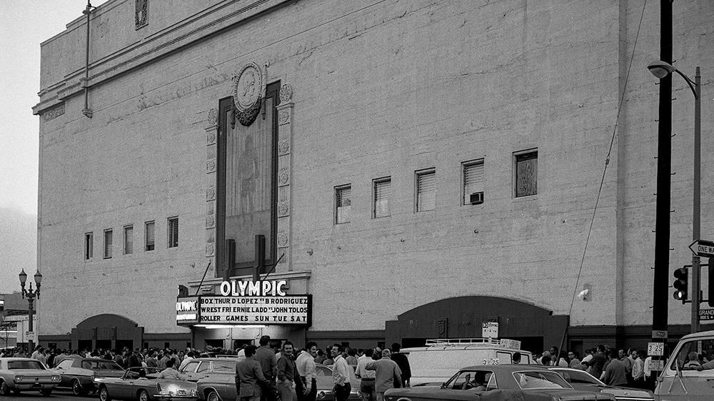 Olympic Auditorium 18th Grand