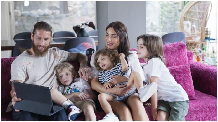 Sergio Ramos on Amazon Prime Video's 'La Leyenda de Sergio Ramos' – Variety