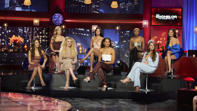 'The Bachelor' Recap: Matt James' Women Tell All to Chris Harrison