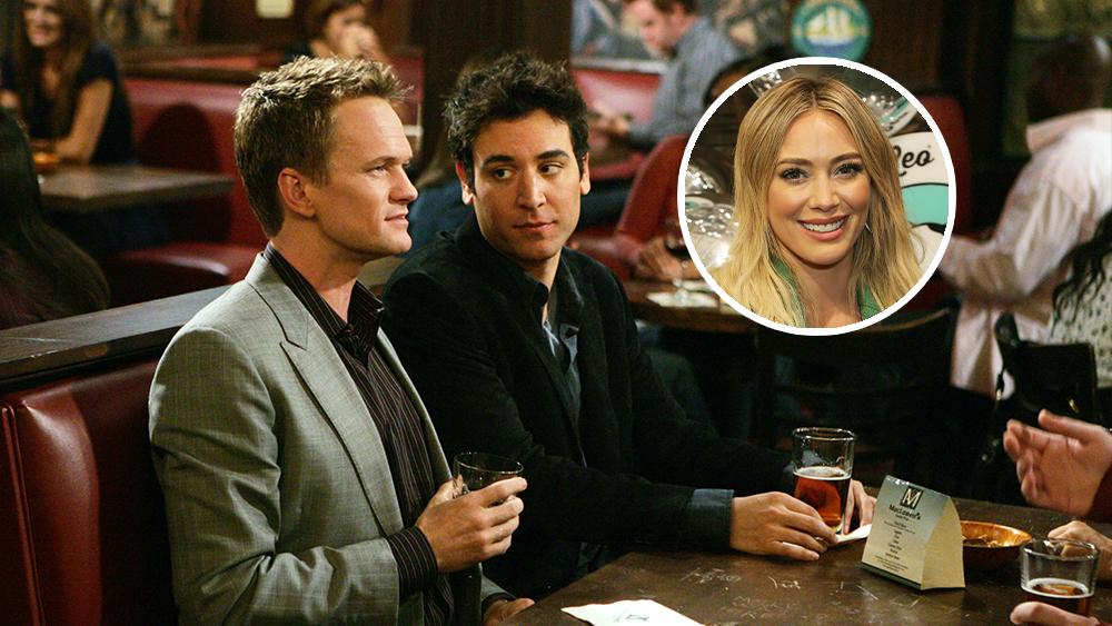 'How I Met Your Mother' Sequel Series Starring Hilary Duff Ordered at Hulu