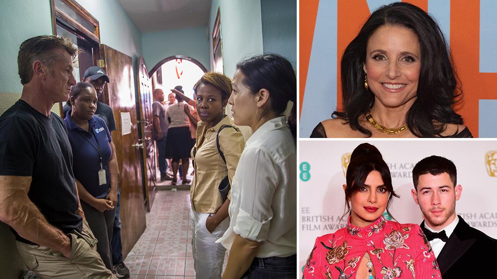 Oscars Big Week: Sean Penn, Julia Louis-Dreyfus Among Celebrities Putting Philanthropic Endeavors At The Forefront