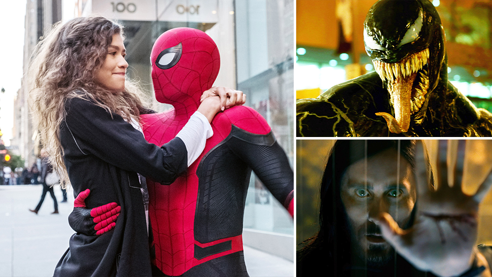 Disney and Sony Set Massive Movie Deal, Bringing 'Spider-Man' Films to Disney Plus