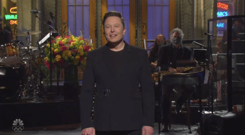 Elon Musk Brings Ratings Lift to 'Saturday Night Live'