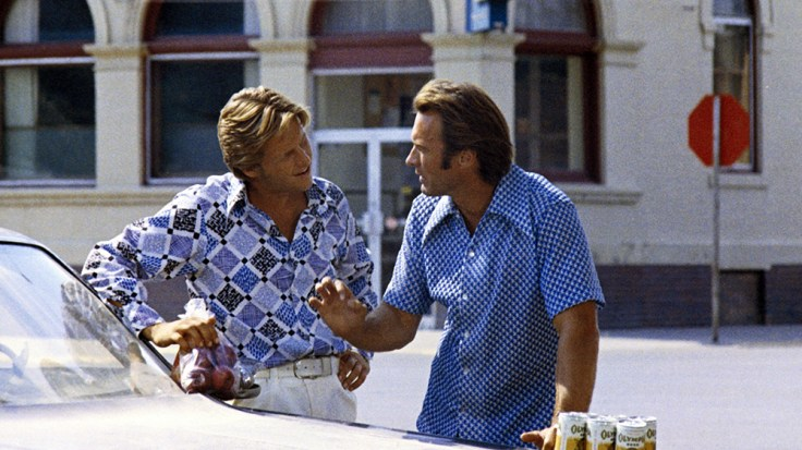 Clint Eastwood Thunderbolt and Lightfoot