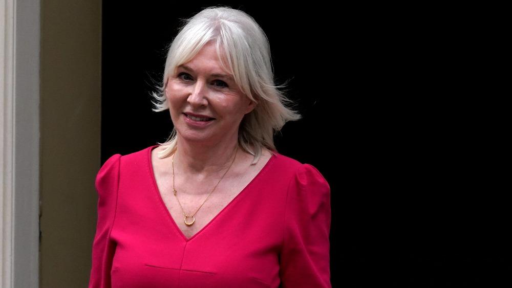 U.K. Culture Secretary Nadine Dorries Makes Debut at London Tech Week After Shock Appointment
