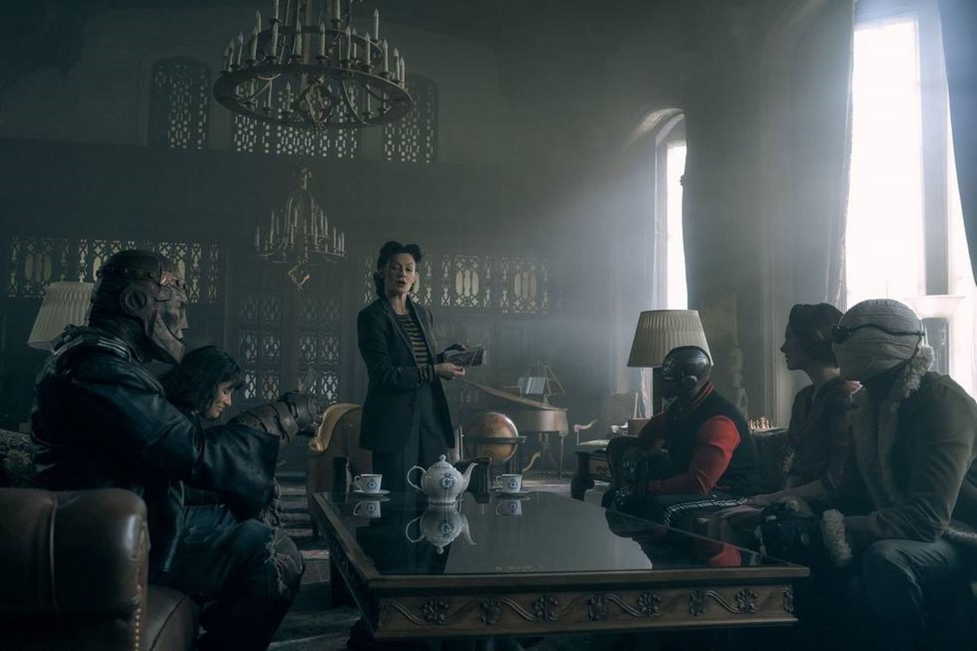 'Doom Patrol' Renewed for Season 4 at HBO Max