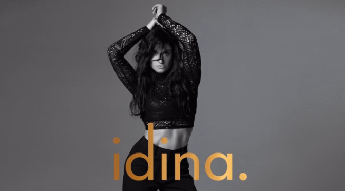 """Idina Menzel Slays Like The """"Queen Of Swords"""" on New Album 'Idina' and Announces Engagement!"""