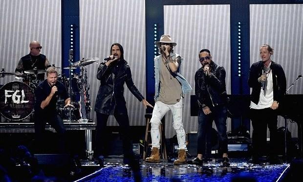 Backstreet Boys Among the 52nd ACM Awards Performers!
