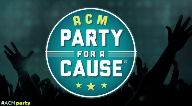 CHASE BRYANT, EASTON CORBIN, JOSH TURNER & MORE SET TO PERFORM DURING ACM PARTY FOR A CAUSE!