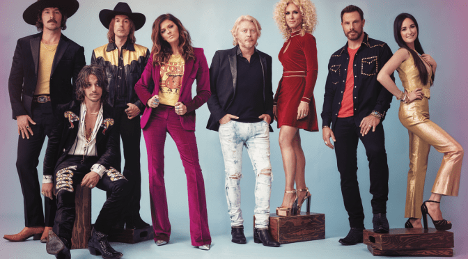 LITTLE BIG TOWN, KACEY MUSGRAVES, AND MIDLAND ARE GOING ON TOUR TOGETHER!