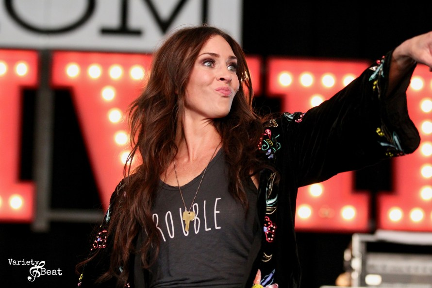 Kelleigh Bannen Makes History On Sirius Xm The Highway With 3 New