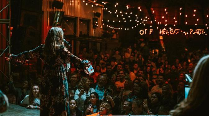Hayley Orrantia Closes Out the 'Strong, Sweet and Southern' Tour With A Bang!
