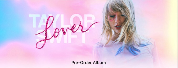 Taylor Swift Finally Reveals Details About Her New Album 'Lover'