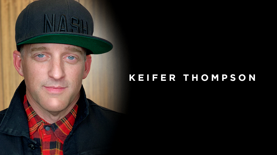 Keifer Thompson of Thompson Square to Head Out on Stand-Up Comedy Tour!