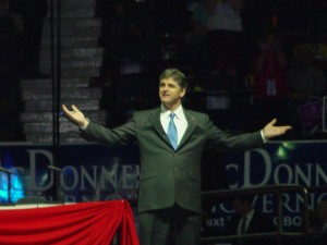 Sean Hannity at the Virginia Republican Convention