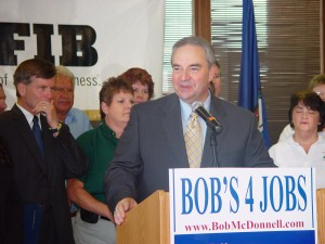 Bill Bolling receives NFIB Endorsement