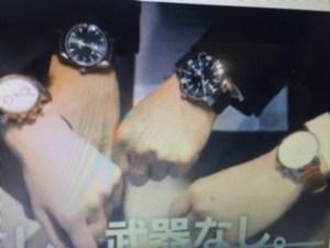 BG キムタク 時計