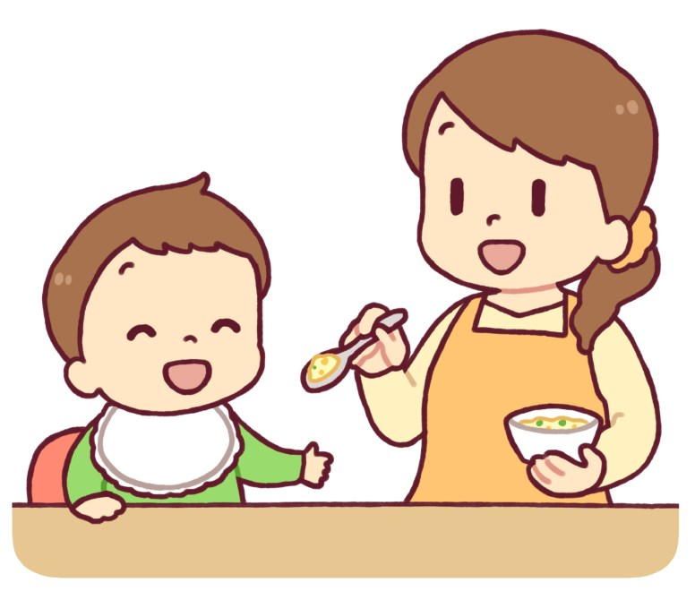 離乳食の中期 食材一覧