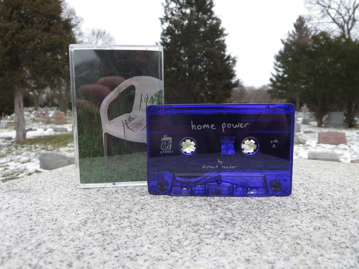 distant reader home power cassette photo