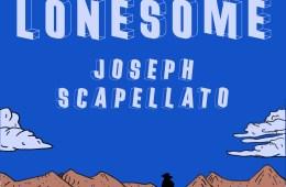 big lonesome joseph scapellato book cover cowboy desert