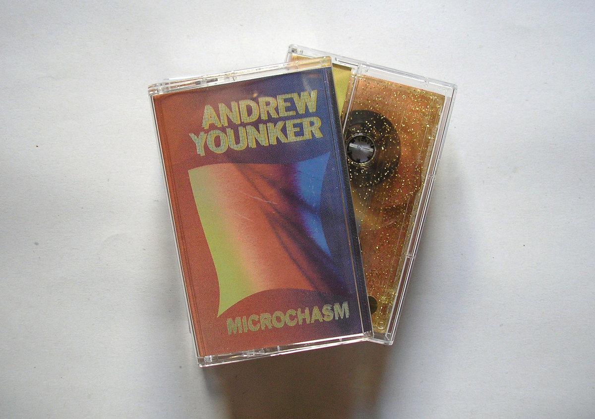 andrew younker microchasm cassette tape photo