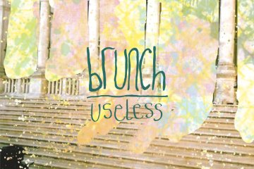 Brunch useless album artwork