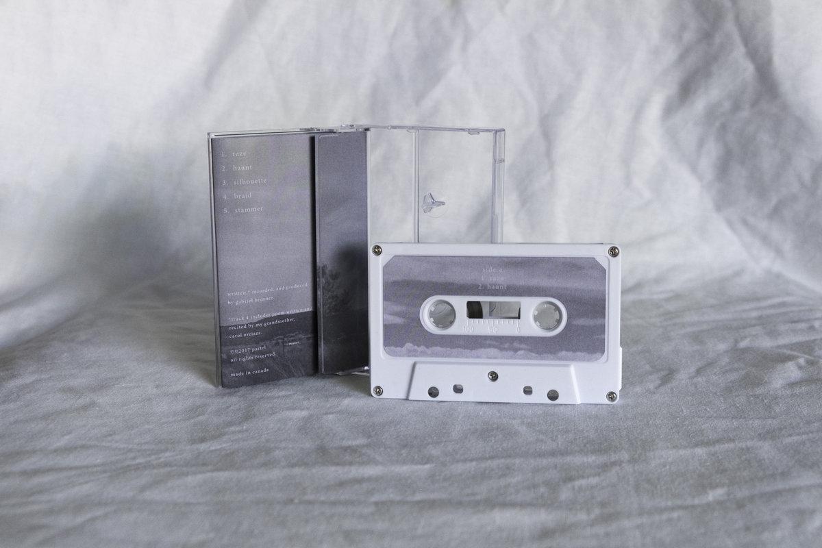 pastel cassette absent just dust