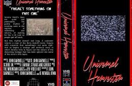 John Darnielle Universal Harvester VHS mock up