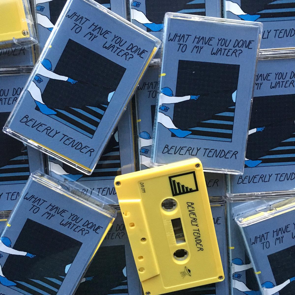 beverly tender cassette pic