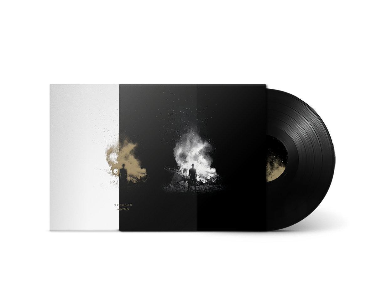 typhoon offerings vinyl art