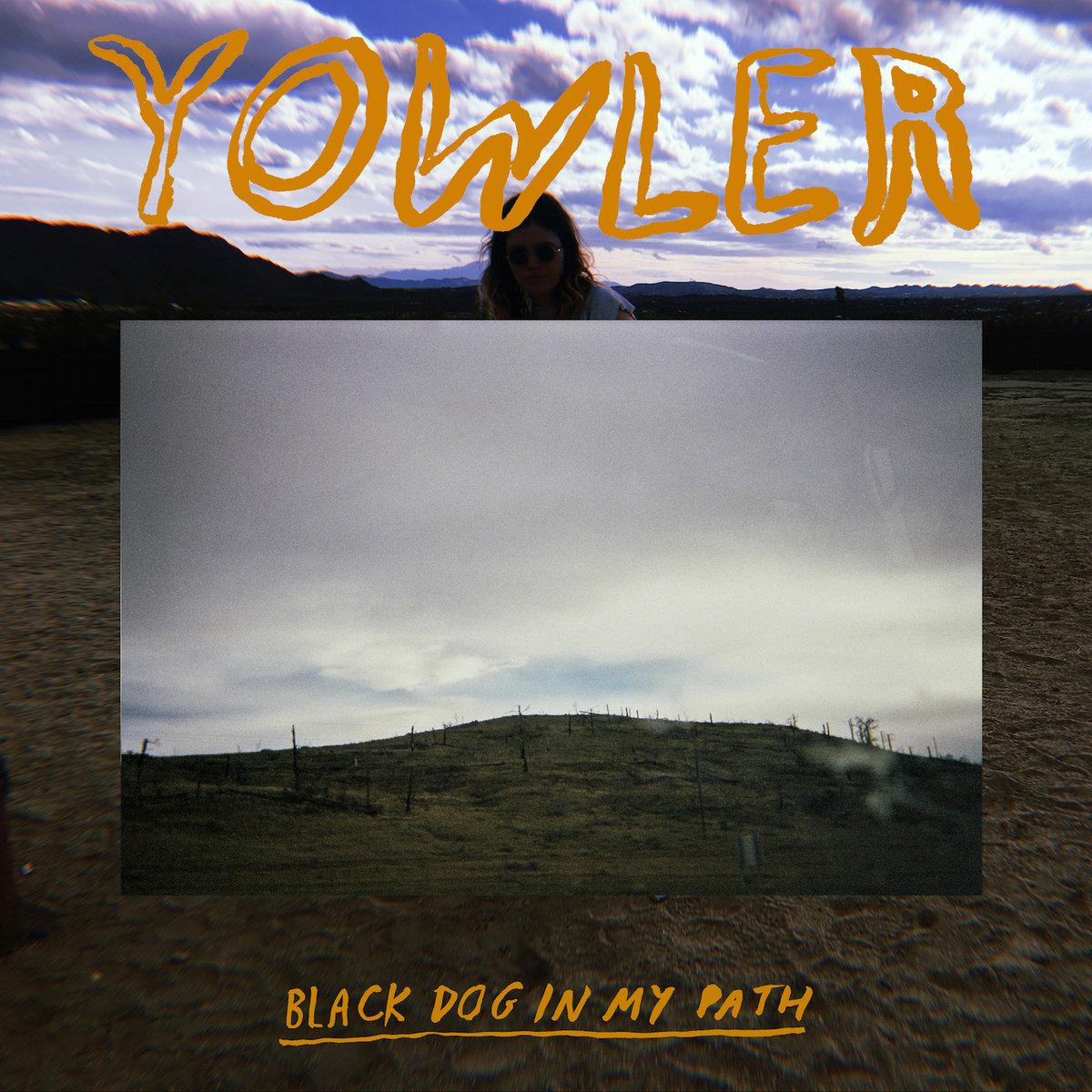 yowler black dog in my path album art