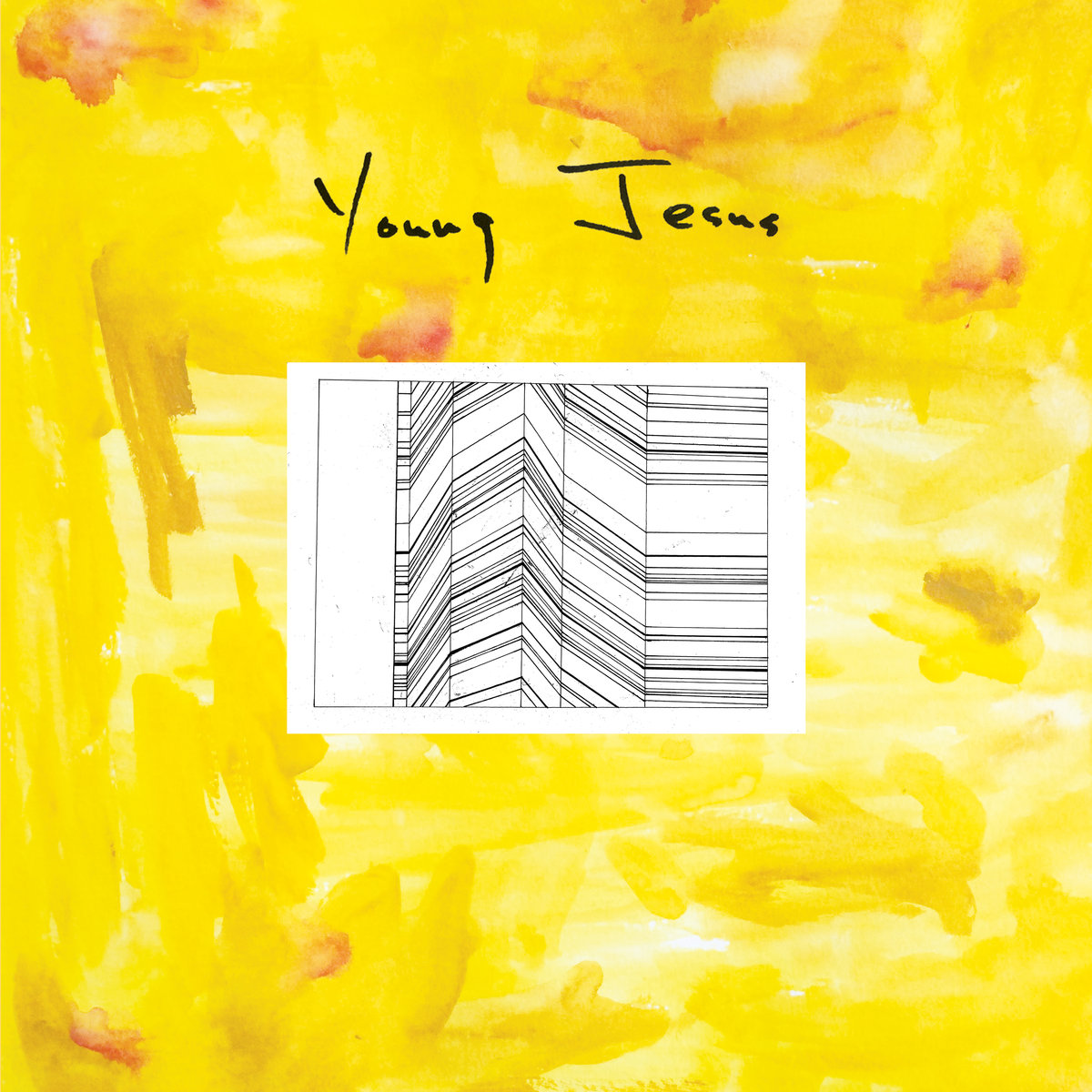 The Whole Thing Is Just There young jesus art