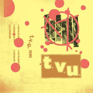 T.V.U. demo artwork