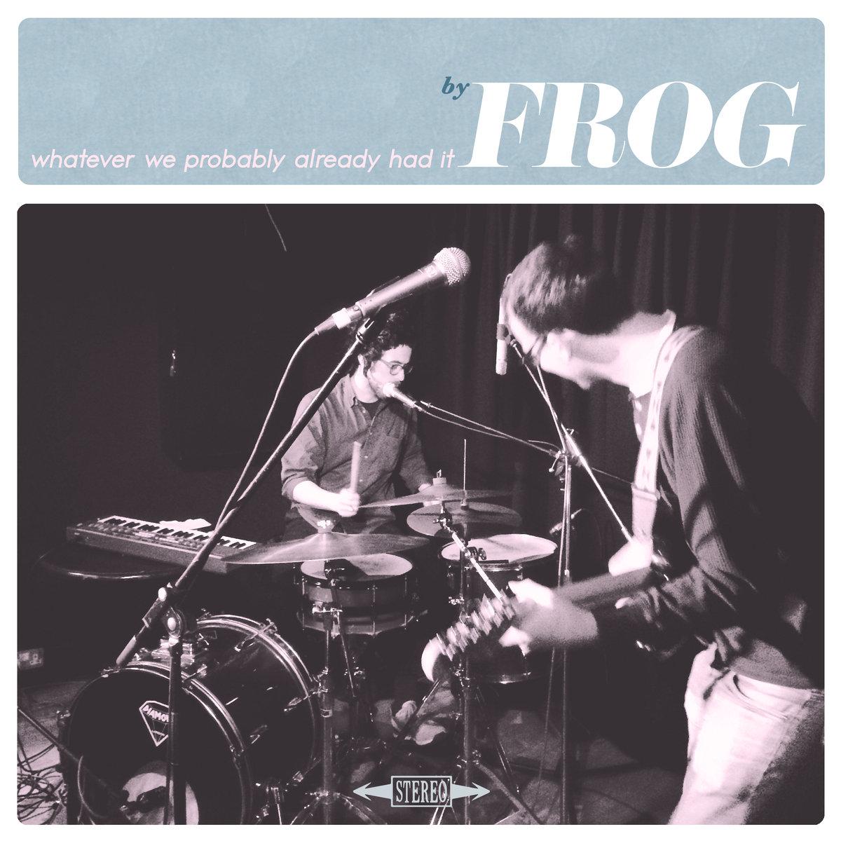 frog whatever artwork