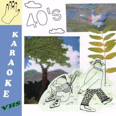 karaoke vhs - 40's