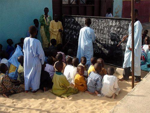 Les écoles coraniques auSénégal