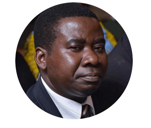 Jacques Taty professeur et syndicaliste République Démocratique du Congo