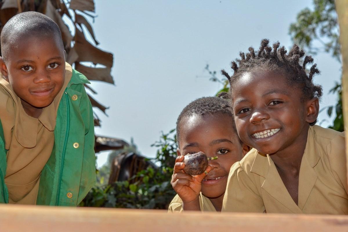 Écoliers Caméroun