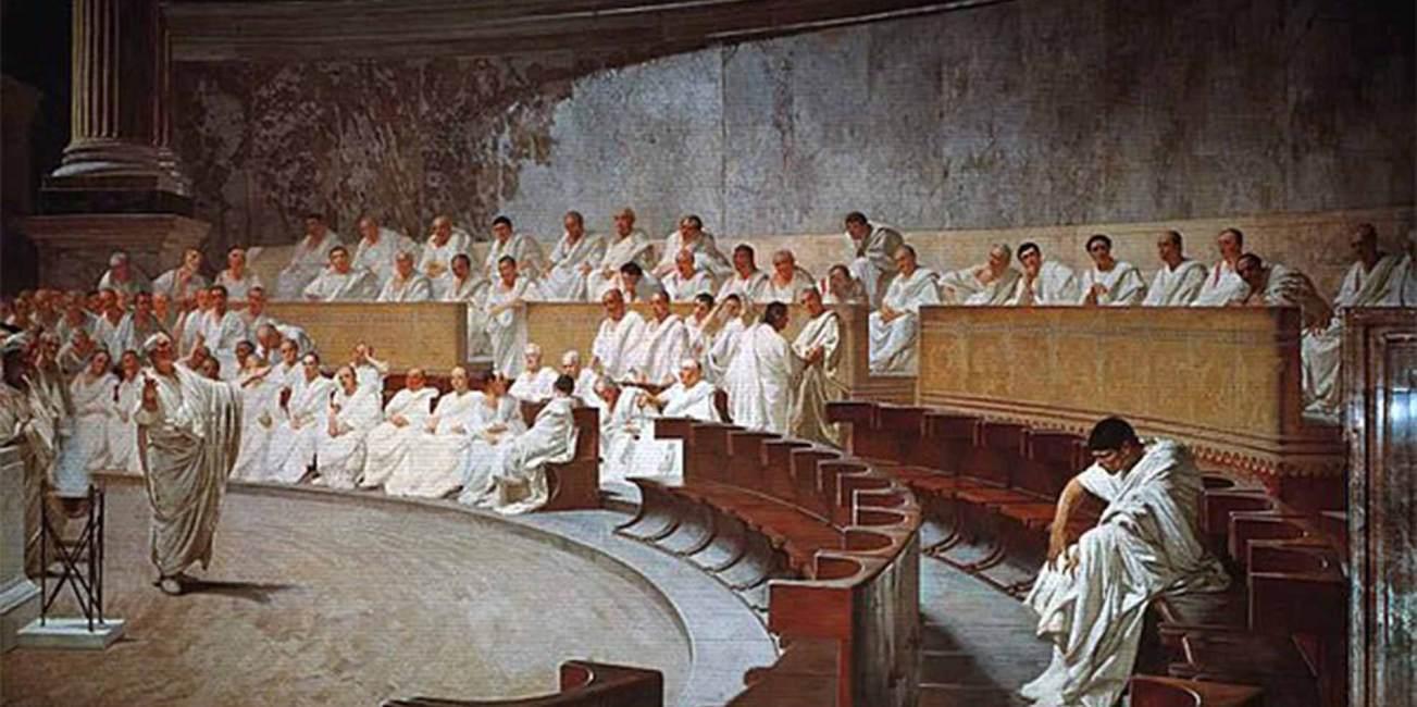 Senatus Romanus Roma