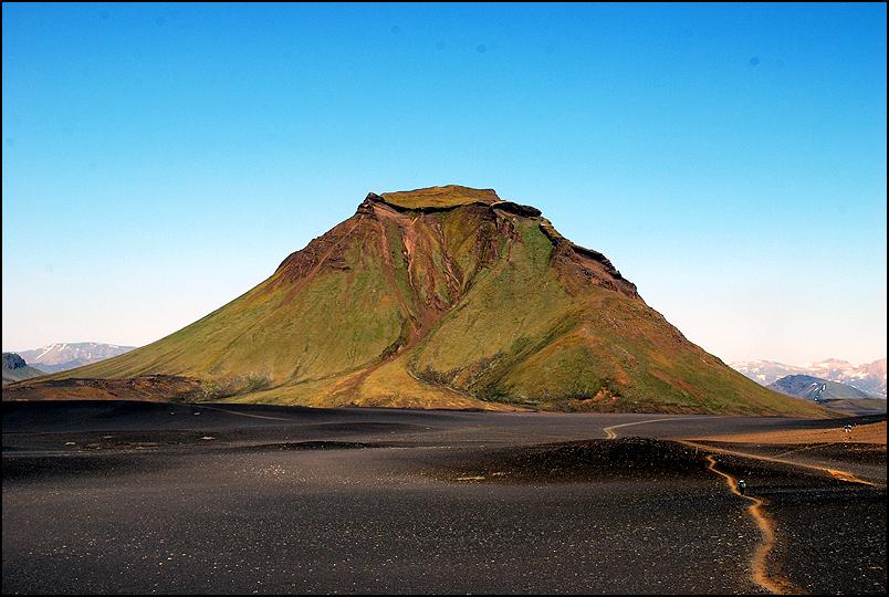 Vandretur Island
