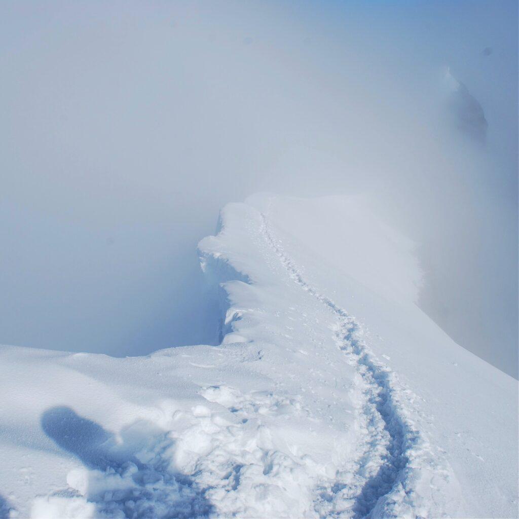 Toppen af Kepnekaise