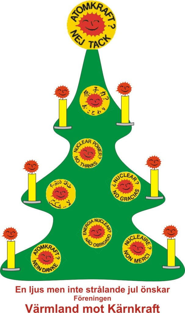 God jul önskar vi från VmK
