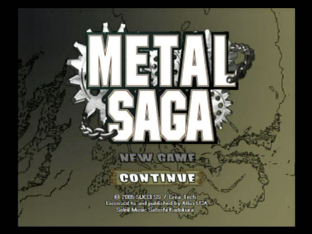 Was There a Lesson: Metal Saga Part 1